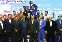 دانشگاه آزاد قهرمان جام باشگاههای تکواندوی آسیا شد