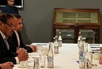 سفر شمخانی به سوچى و دیدار وى با دبیر شوراى امنیت روسیه