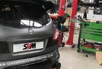 آیا این نیسان قشقایی، سریعترین خودروی جهان است؟