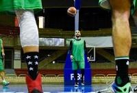 شروع اردوی تیم ملی بسکتبال در نبود ستارهها