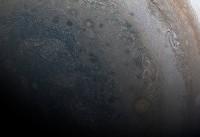 تصاویر جدید ناسا از لکه سرخ مشتری