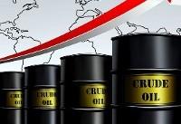 قیمت نفت به بالاترین سطح خود در چهار سال اخیر رسید