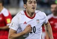 آزمون یکی از ۵ ستاره آسیا در جام جهانی روسیه