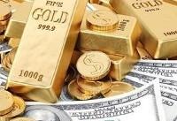 آخرین وضعیت بازار طلا و ارز؛ افت ۵ هزار تومانی قیمت سکه