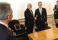 گفت و گوی برجامی وزیران امور خارجه ایران و آلمان در نیویورک