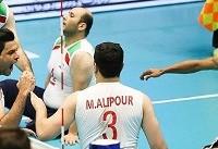 قهرمانی ایران در اولین دوره لیگ جهانی والیبال نشسته