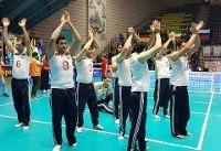 برد تیم ملی والیبال نشسته زنان و مردان در نخستین گام در جهانی هلند