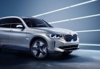 BMW Concept iX3 Plugs Into Beijing With 249+ Miles Of Range