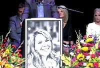 Hundreds Mourn Jennifer Riordan, Killed When Southwest Airlines Engine Exploded