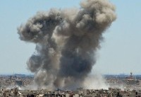 Syria regime strikes kill 6 civilians in south Damascus: monitor