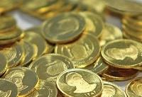 تداوم افت قیمت سکه در بازار
