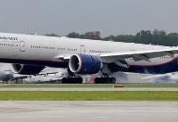 بوئینگ تحویل هواپیماهای سفارشی به ایران را به تعویق انداخت