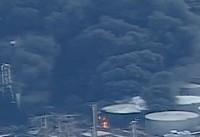 آتشسوزی بزرگ در پالایشگاهی در غرب آمریکا + فیلم و عکس