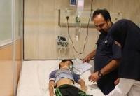 مسمومیت دانش آموزان با گاز کولر در Â«نعل بندان»/۲۰ نفر مسموم شدند