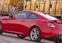 زیروبم خودرویی اسپرت به نام هیوندای جنسیس کوپه! + تصاویر و قیمت