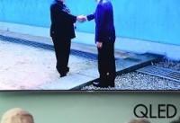 ورود اولین رهبر کره شمالی به خاک کره جنوبی+تصاویر