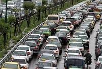 تشریح وضعیت جوی و ترافیکی جادهها