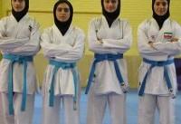 روز کم فروغ کاراتهکاهای جوان در لیگ جهانی/ کاظمیپور برنز گرفت