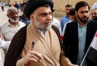 Cleric Sadr wins Iraq poll but forming government far off