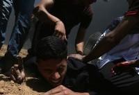 تصاویر| افزایش شهدای فلسطینی/ادامه محکومیت جهانی به اقدام آمریکا و اسرائیل