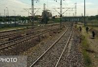 اختلال در متروی کرج - صادقیه (عکس)