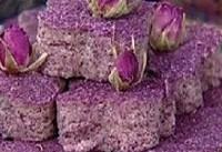 آشنایی با روش تهیه حلوای گل سرخ برای افطار
