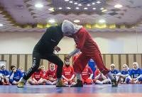 زمان برگزاری رقابتهای انتخابی تیم ملی کشتی بانوان اعلام شد