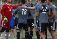 ترکیب تیم ملی ایران مقابل ازبکستان مشخص شد/ عابدزاده درون دروازه