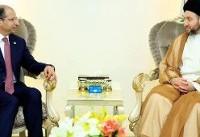 تاکید عمار حکیم بر تشکیل دولت اکثریت ملی در عراق