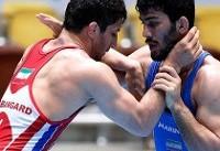 کشتی فرنگی ایران در بازیهای آسیایی ۲۰۱۸/ کم ستاره اما پرامید