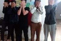 باند مسلحانه آدم ربایی در جیرفت منهدم شد/ دستگیری ۵ نفر از اعضای اصلی باند