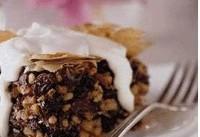 آشنایی با روش تهیه باقلوا، گردو و کشمش شکلاتی؛ مخصوص ماه رمضان