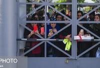 مراسم بدرقه تیم ملی فوتبال (عکس)