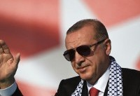 Erdogan holds controversial election rally in Bosnia