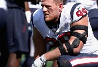 Texas school shooting: NFL player JJ Watt to pay for funerals of all 10 victims killed by Santa ...