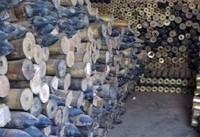 انبار مهمات تروریستها در حماه سوریه کشف شد
