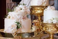 Royal wedding cake: Fitting tribute to the big day - a break from tradition but with British ...