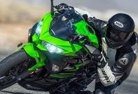 حفظ تعادل موتورسیکلت؛ با فناوری پرتاب موشک