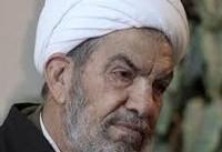غلامرضا حسنی، امام جمعه سابق ارومیه درگذشت