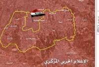 ارتش سوریه: کل استان دمشق امن و عاری از تروریسم شد