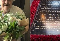 Royal Wedding Flowers Delight Hospice Patients, Honor Grave of the Unknown Warrior