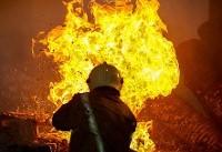 آتش سوزی در پتروشیمی بندر امام مهار شد