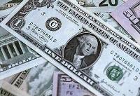 دلار دولتی با ۵ تومان افزایش ۴۲۰۵ تومان شد
