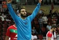 بازیکن ایرانی تیم هندبال دینامو بخارست: چهارشنبه ببریم، قهرمان میشویم