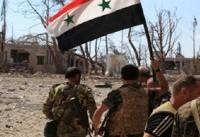 دمشق خالی از تروریسم