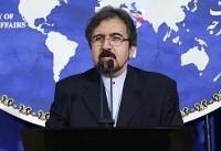 قاسمی: تا زمانی که سوریه بخواهد ایران به کمکهای خود ادامه میدهد