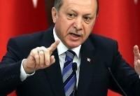 انتقاد اردوغان به خروج آمریکا از توافق هستهای