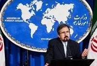 به گفته سخنگوی وزارت خارجه، ایران تا زمانی که دولت دمشق بخواهد در سوریه ...