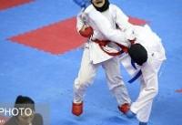 معرفی ۱۲ اردونشین تیم ملی بزرگسالان کاراته بانوان