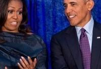 آقا و خانم اوباما رسما وارد سریالسازی شدند